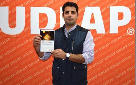 Egresado UDLAP aplica metodología Six Sigma y publica libro