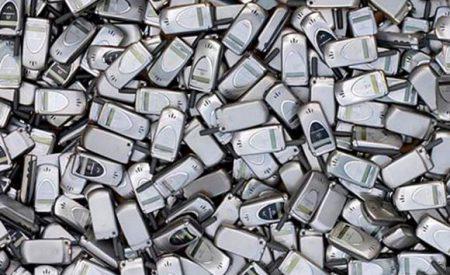Cápsula tecnológica: Basura Electrónica