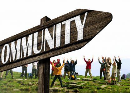 El trabajo comunitario, una experiencia formativa