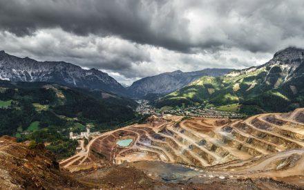Prácticas inadecuadas en minería a cielo abierto que afectan la salud en Carrizalillo, Guerrero