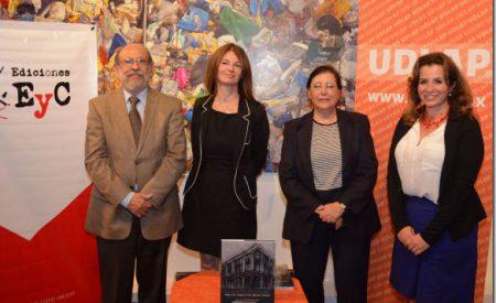 Presenta Capilla del Arte UDLAP libro dedicado a su historia