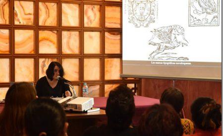 UDLAP presenta libro Marcas Tipográficas