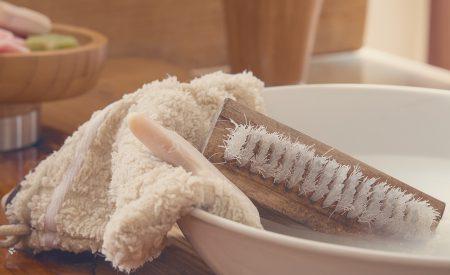 La escritura y el jabón