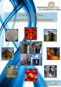 TSIA Vol.2 No.2 / Ago – Dic 2008