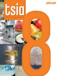TSIA Vol.8 No.2 / Ago – Dic 2014