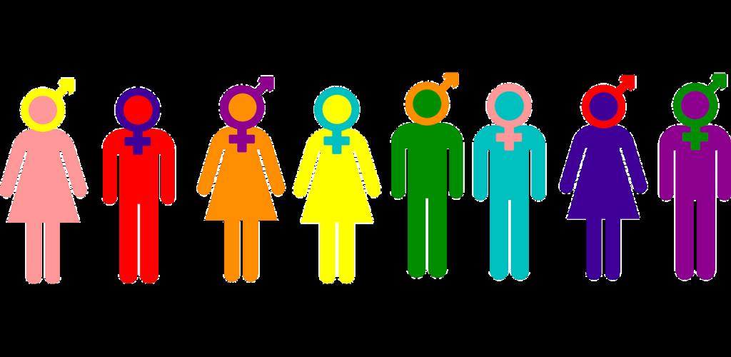 Los distintos colores de la discriminación