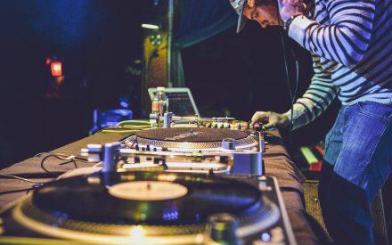 Escena de la música electrónica en México