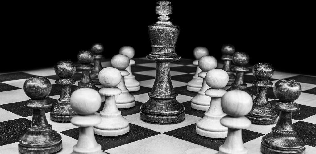 Democracia, seguridad y un poco de ajedrez