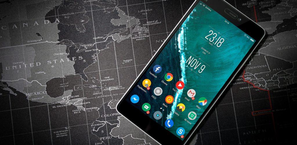 El teléfono móvil y la experiencia del cliente en el viaje