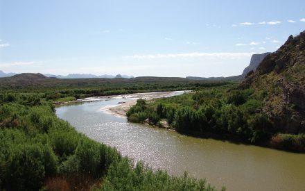Modelo dinámico de la cuenca baja del Río Bravo