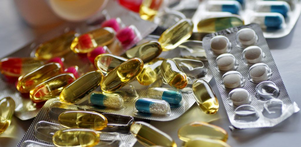 Contaminación por productos farmacéuticos