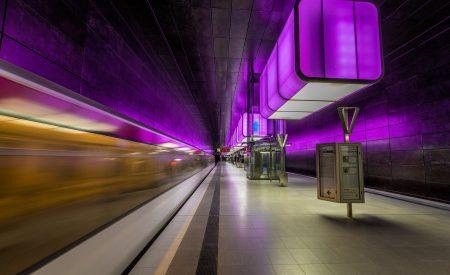 El diseño viaja en Metro