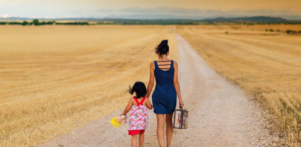¿Por qué tienen que ser las madres más buenas que el resto de la gente?