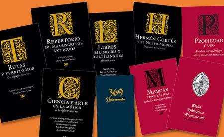 Serie Biblioteca Antigua