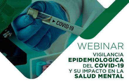 Vigilancia epidemiológica del COVID19 y su impacto en la salud mental
