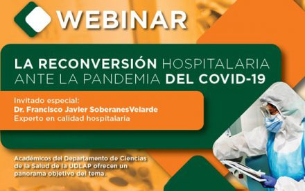 La reconversión hosptialaria ante la pandemia del COVID19
