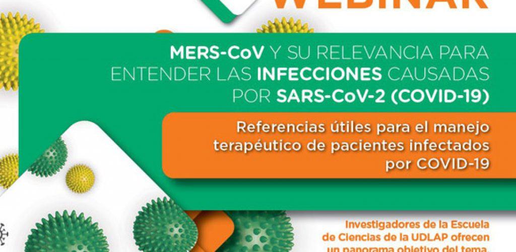 MERS-CoV y su relevancia para entender las infecciones causadas por SARS-CoV-2 (COVID-19)