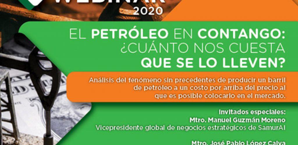El petróleo en contango: ¿Cuánto cuesta que se lo lleven?