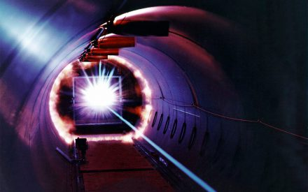 ¿Te imaginas cómo sería un láser nano?