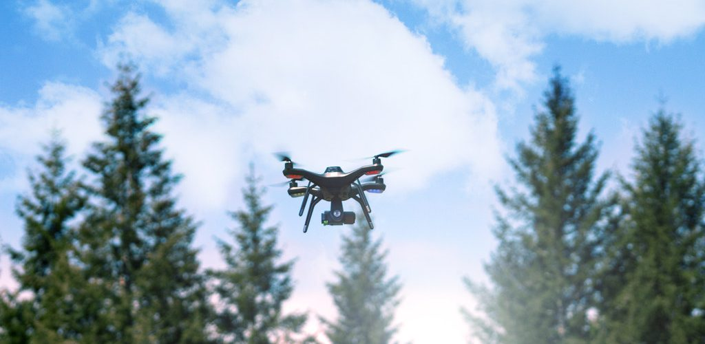 Implementation of drones in the protected areas of Mexico