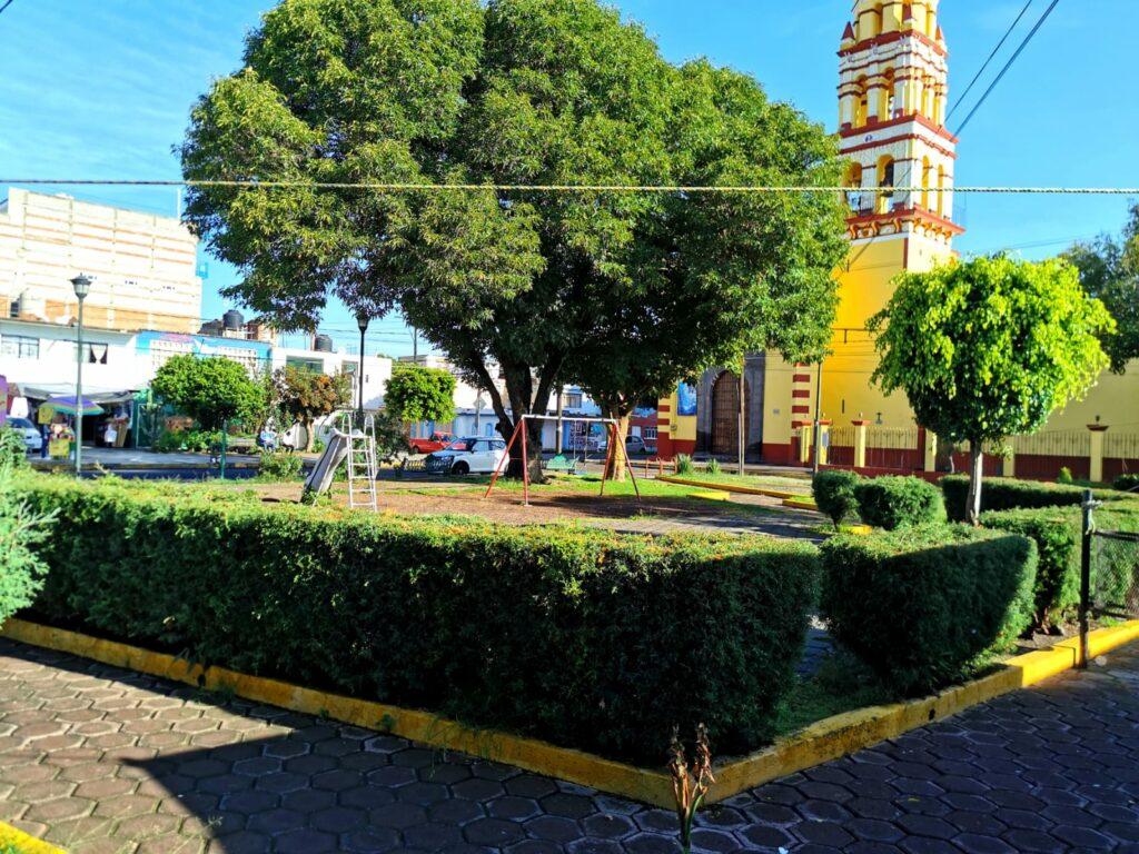 Imagen Barrio de Jesús Tlatempa I Foto: Mayte Vancini Berra